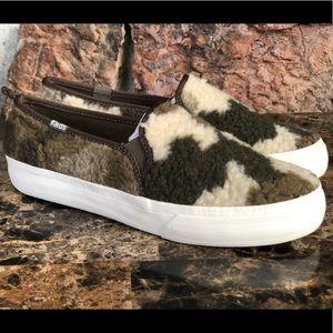 NEW Keds Women's Double Decker Camouflage sneaker
